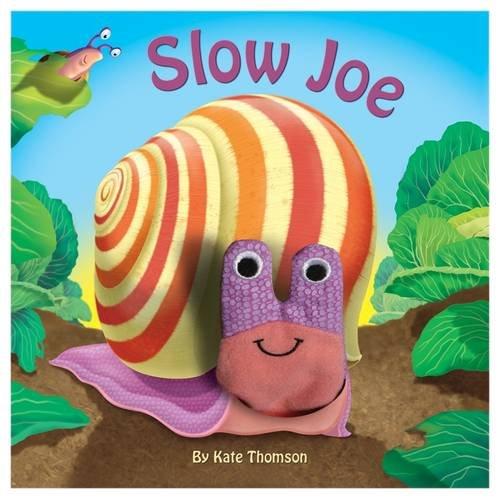 9781849566247: Slow Joe (Finger Puppet Books)