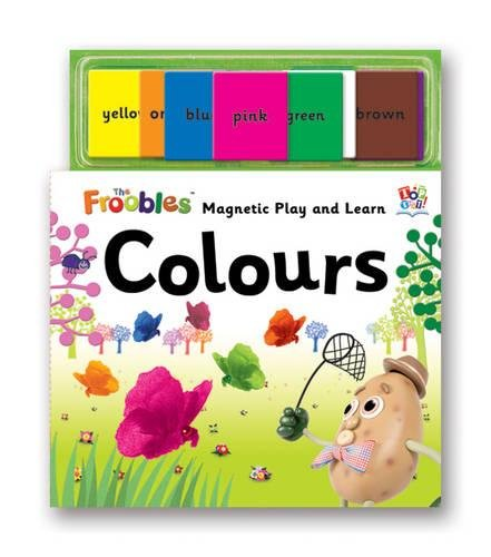 9781849566988: Colours (Froobles Magnetic Play and Learn)