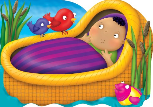 9781849580014: Baby Moses (Chunky Bible Stories)