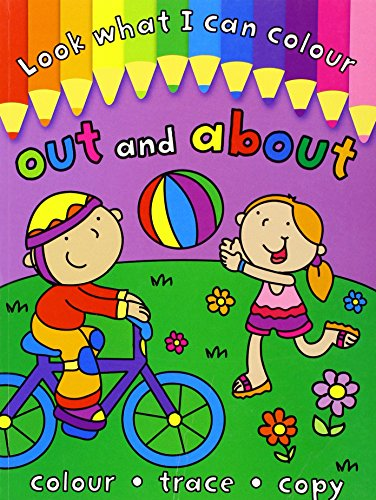 9781849580281: Out and About (Thread and Lace Books)