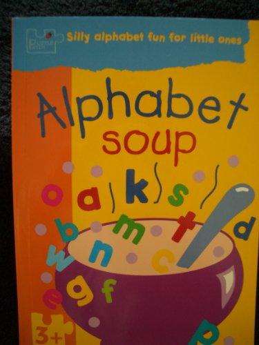 9781849580816: Alphabet Soup (Puzzle Patch)