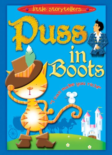 9781849581622: Puss in Boots (Little Storytellers)