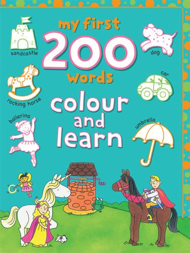 My First 200 Words: Colour and Learn