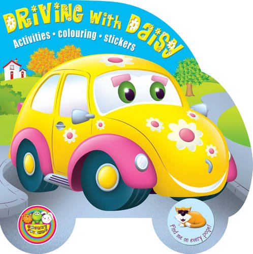 Driving with Daisy (Chunky Friends Activity): Constant, Maria