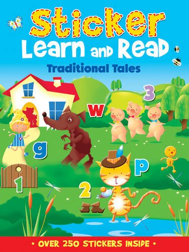Sticker Learn and Read: Traditional Tales: n/a