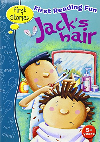 9781849583916: First Reading Fun: Jack's Hair