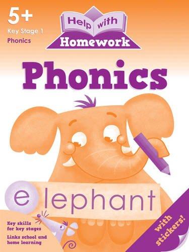 9781849584340: Phonics 5+ (Help with Homework)