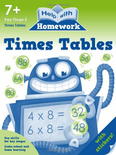 Times Tables (Help with Homework): Autumn Publishing Ltd