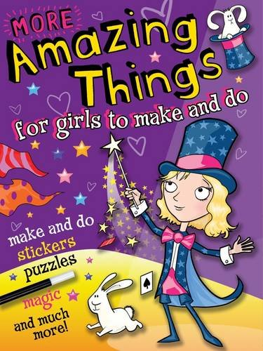 9781849586160: Amazing Magician (Amazing Things for Girls/boys)