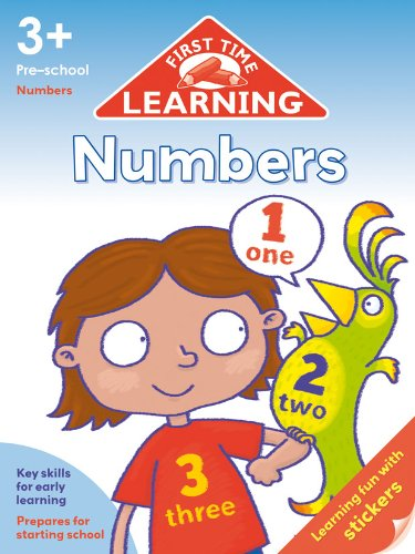 First Time Learning Numbers: OToole, Jeannette