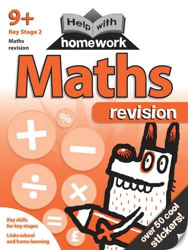 Help with Homework 9+: Maths Revision (1849586632) by Nina Filipek