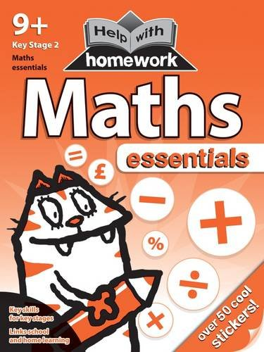 9781849586641: Help With Homework Maths Essentials 9+
