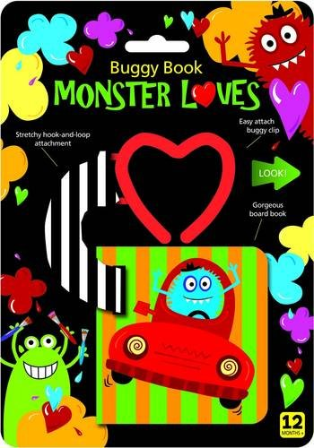 Monster Loves Buggy Book