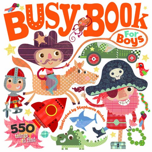 9781849587761: Busy Book: For Boys