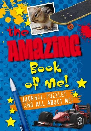 9781849587907: Amazing Book of Me Boys: Journal, Diary