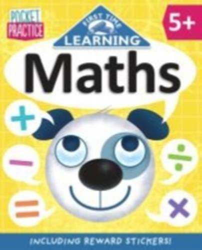 9781849588966: First Time Learning - Pocket Practice: Maths