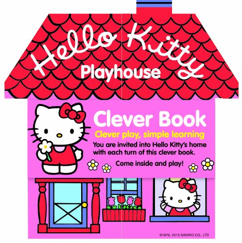 9781849589192: Clever Book Hello Kitty