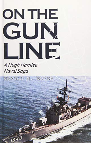 9781849638074: On The Gunline: A Hugh Harnlee Naval Saga