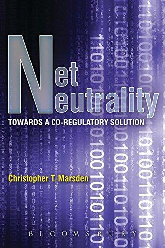 9781849660068: Net Neutrality: Towards a Co-Regulatory Solution