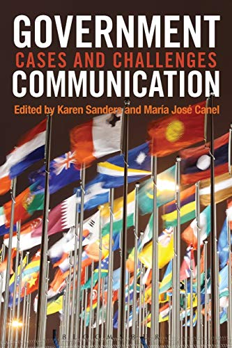 9781849665087: Government Communication: Cases And Challenges