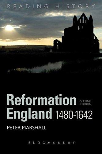 9781849665292: Reformation England 1480-1642 (Reading History)