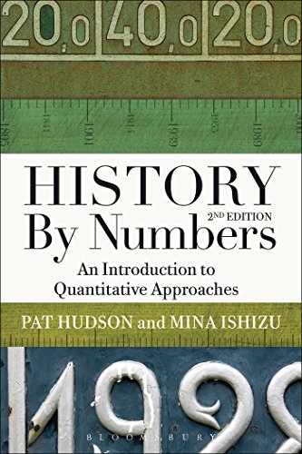 9781849665377: History by Numbers: An Introduction to Quantitative Approaches