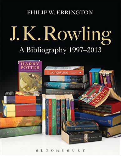 9781849669740: J.K. Rowling: A Bibliography 1997-2013