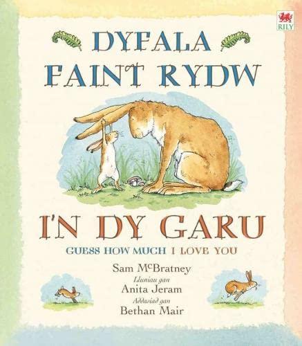 9781849671194: Dyfala Faint Rydw I'n Dy Garu