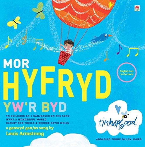 Mor Hyfryd Yw r Byd/What a Wonderful World (Paperback): Bob Theile, George David Weiss