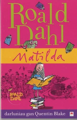 9781849672535: Matilda (Welsh Edition)