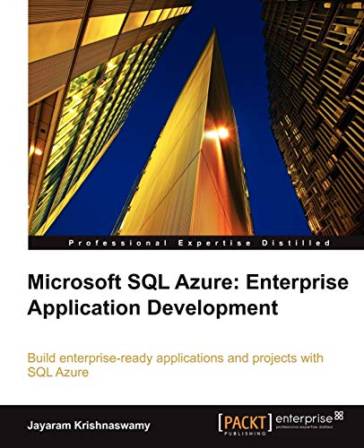 9781849680806: Microsoft SQL Azure Enterprise Application Development