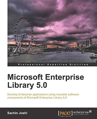 9781849680905: Microsoft Enterprise Library 5.0
