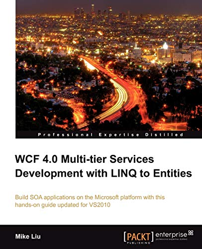 9781849681148: WCF 4.0 Multi-tier Services Development with LINQ to Entities