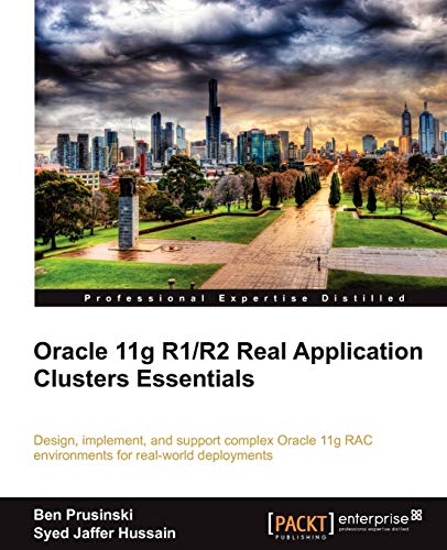 9781849682664: Oracle 11g R1/R2 Real Application Clusters Essentials