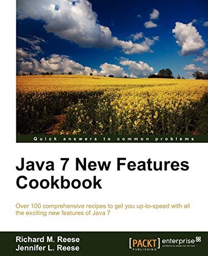 9781849685627: Java 7 New Features Cookbook