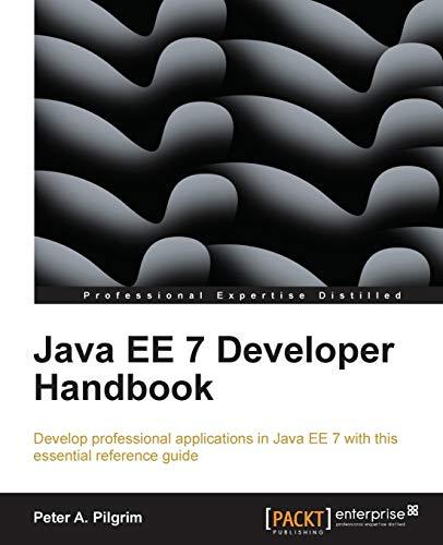 9781849687942: Java EE 7 Developer Handbook