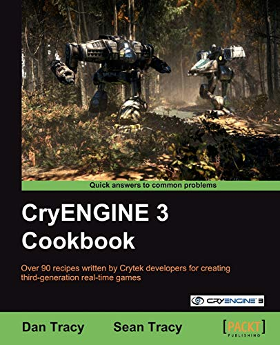 9781849691062: Cryengine 3 Cookbook