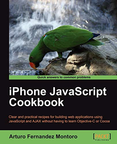 9781849691086: iPhone JavaScript Cookbook