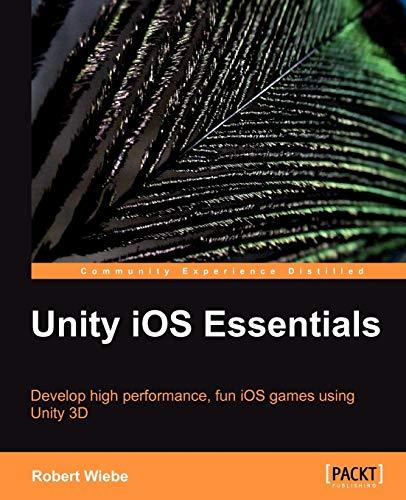 9781849691826: Unity IOS Essentials
