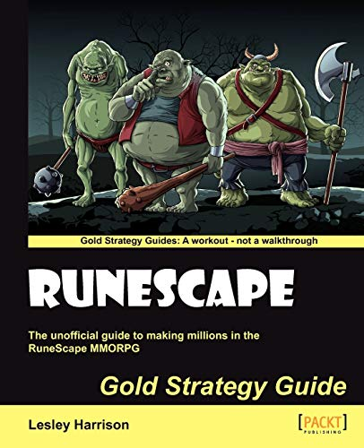 9781849692908: Runescape Gold Strategy Guide