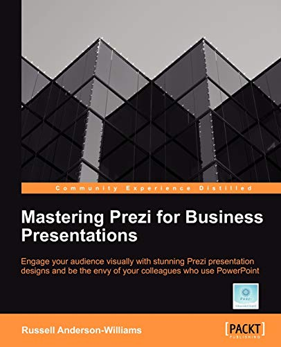 9781849693028: Mastering Prezi for Business Presentations