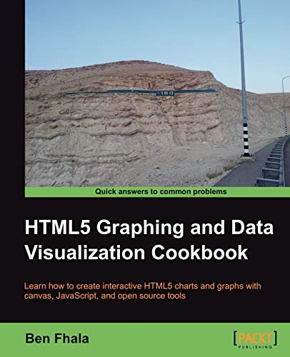 9781849693707: HTML5 Graphing & Data Visualization Cookbook