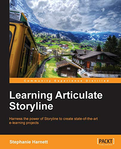 Learning Articulate Storyline: Stephanie Harnett