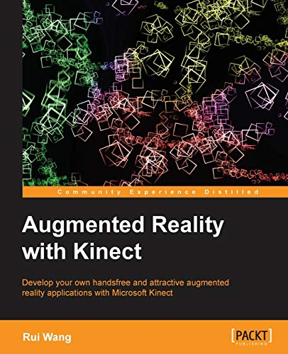 9781849694384: Augmented Reality with Kinect