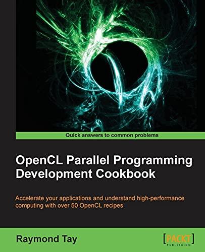 9781849694520: OpenCL Parallel Programming Development Cookbook