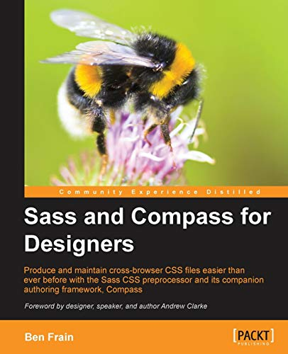 9781849694544: Sass and Compass for Designers