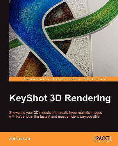9781849694827: KeyShot 3D Rendering