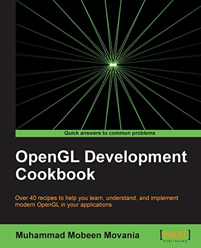 9781849695046: OpenGL Development Cookbook