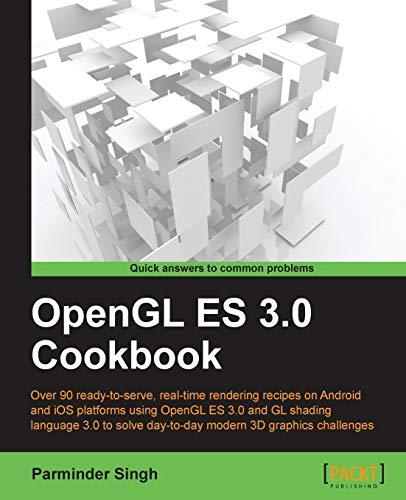 9781849695527: OpenGL ES 3.0 Cookbook