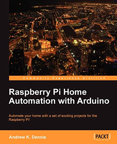 9781849695862: Raspberry Pi Home Automation with Arduino